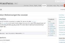 WordPress:excerptをループ外で取得。文字数指定も
